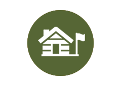 Camp Store Icon