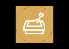 Sand Box Icon