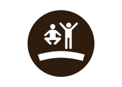 Jumping Pad Icon