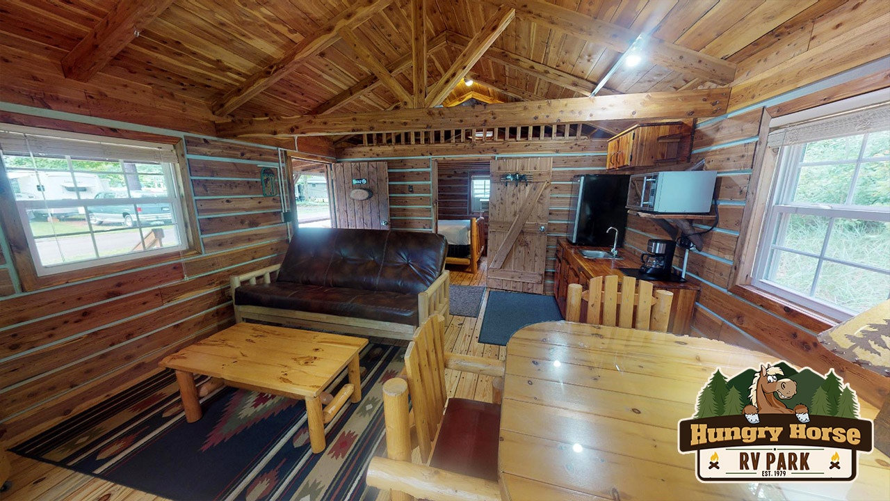 Scottsdale Cabin (Sleeps 4) Image #3